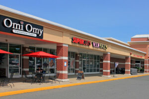 Amherst Shopping Center: 181 UNIVERSITY DRIVE, AMHERST, MA